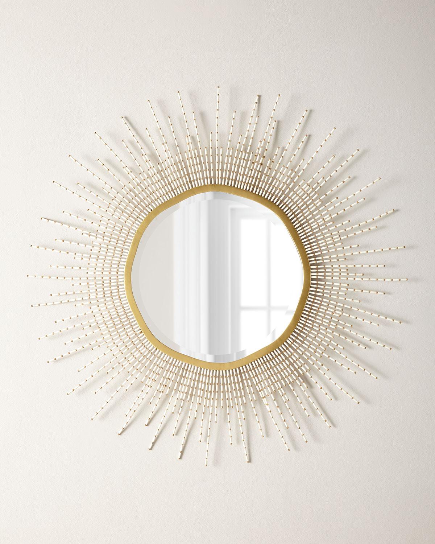 Sadie Beaded Mirror