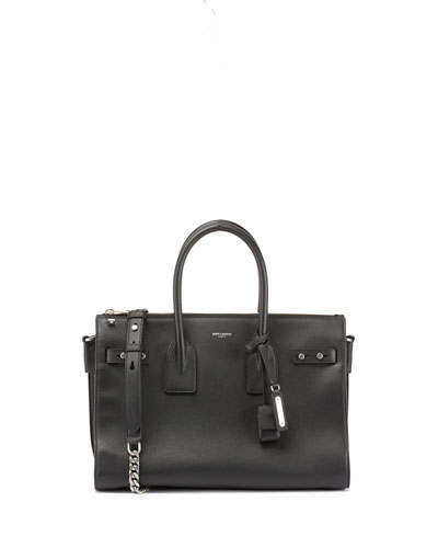 Sac de Jour Small Supple Leather Duffel Bag