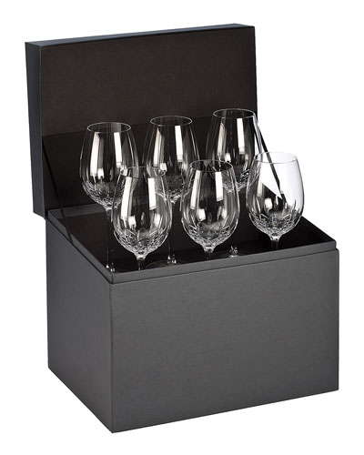 Lismore Essence Goblets, Set of 6