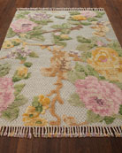 Ivey Hand-Knotted Rug, 6' x 9'