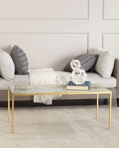 Lustrous Sky Coffee Table