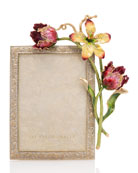 "Margery Flora Tulip 5"" x 7"" Frame"