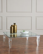 Christelle Large Acrylic Coffee Table