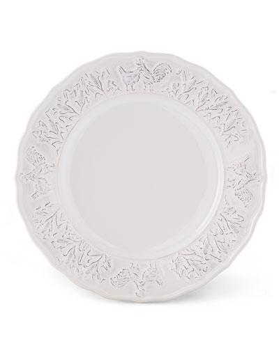Rooster Dinnerware, Set of 12