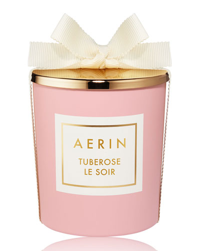 Tuberose Le Soir Scented Candle