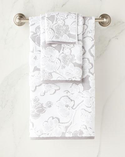 Orchid Wash Cloth