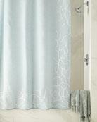 Ocean Reef Shower Curtain