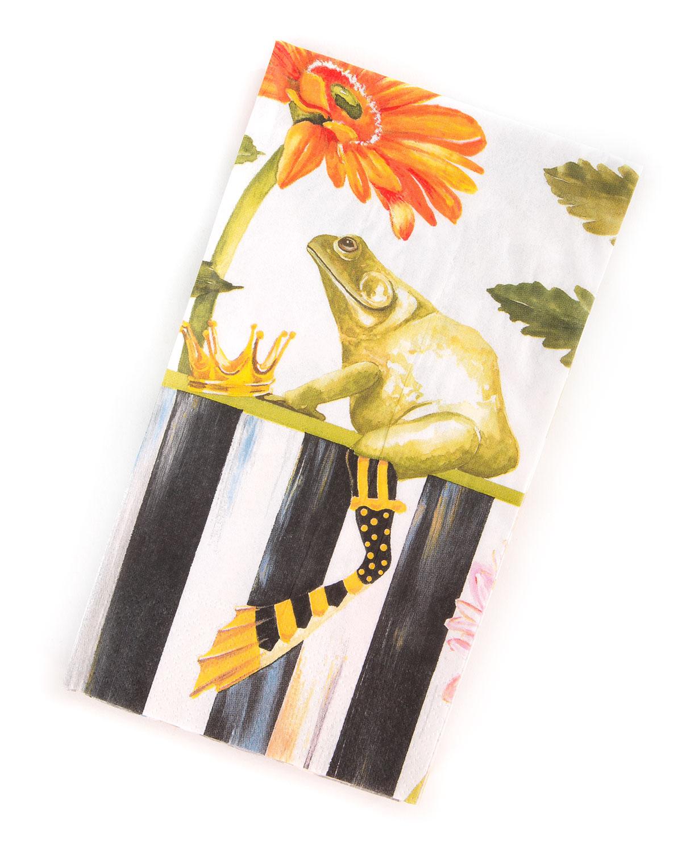 Frog Paper Guest Napkins