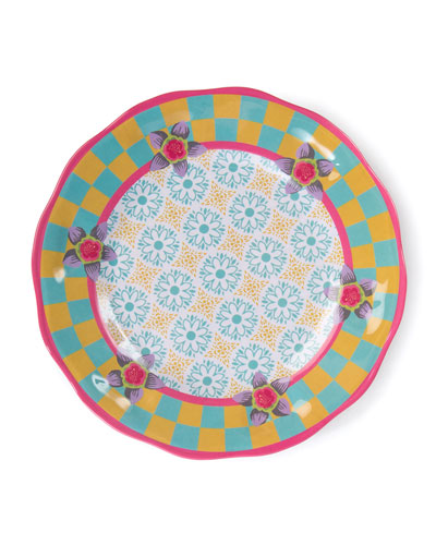 Florabundance Salad Plates, Set of 4