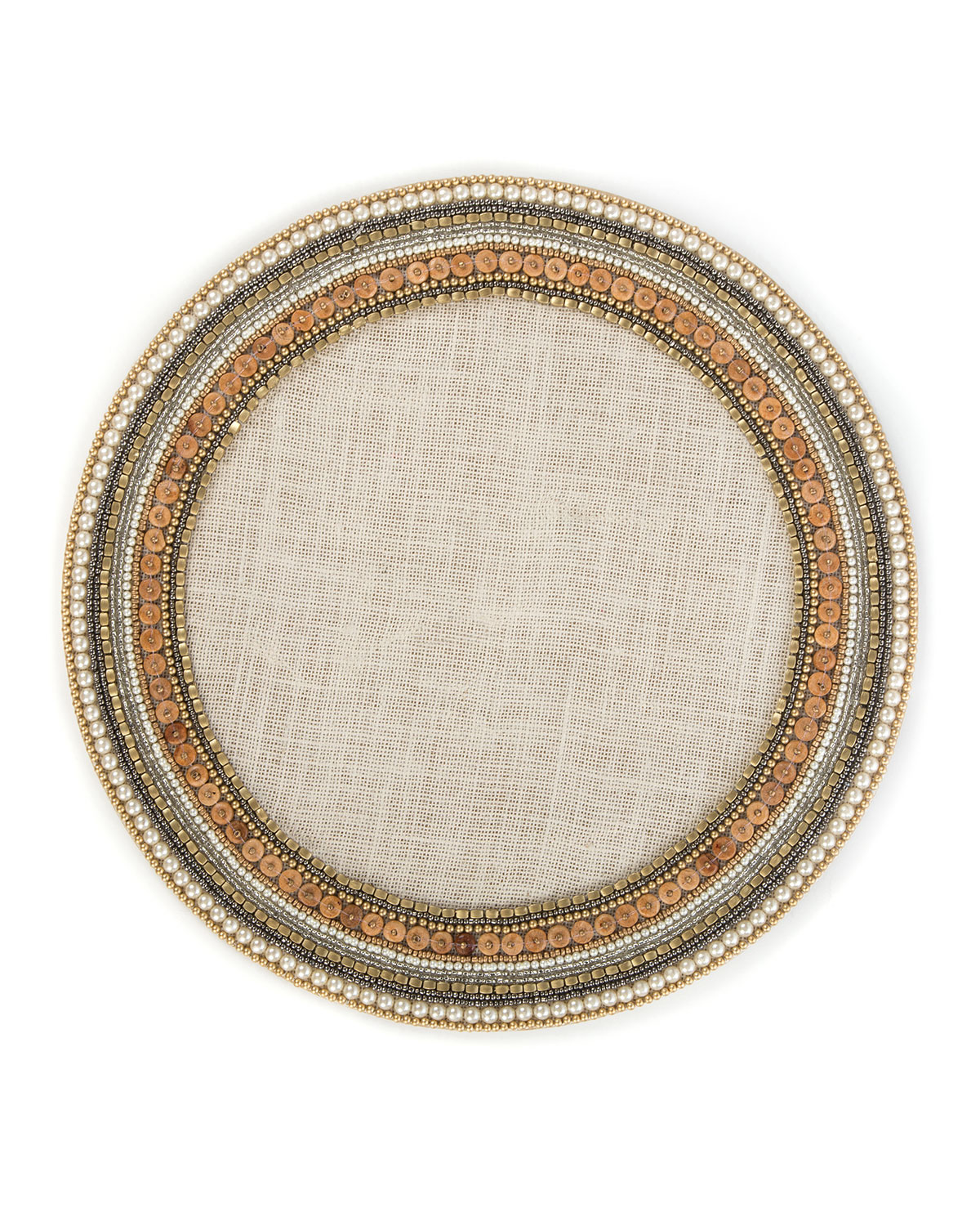 Jeweled Circle Placemat