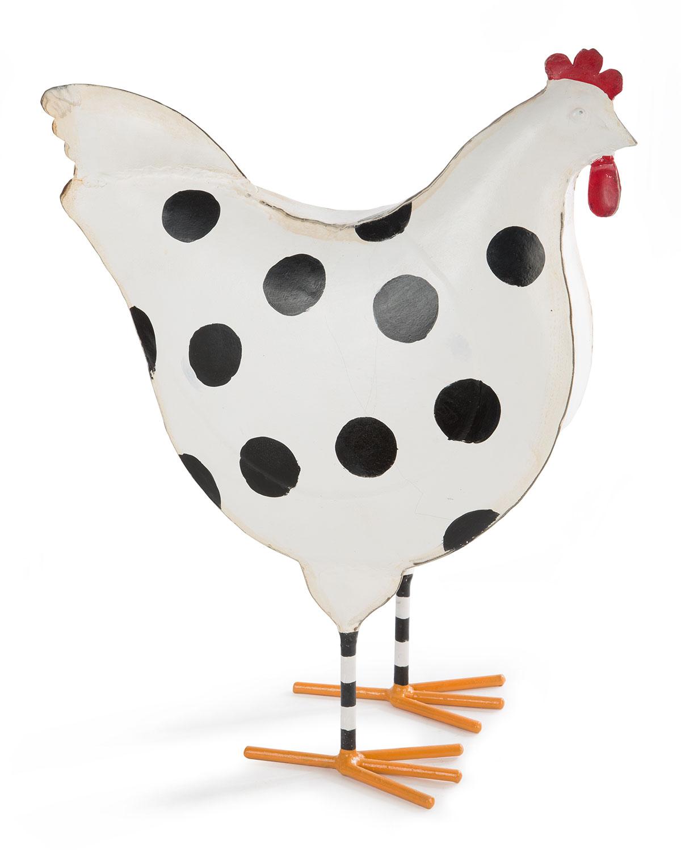Medium Dot Chicken