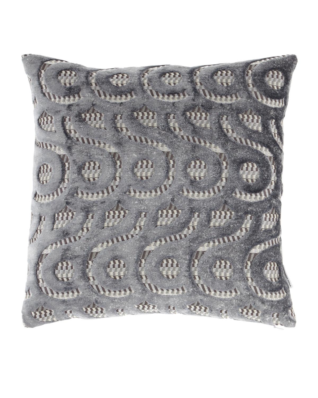 Latticino Decorative Pillow