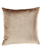 Eastern Accents Velda Otter Knife Edge Pillow