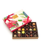32-Piece Spring Chocolate Truffle Easter Gift Box