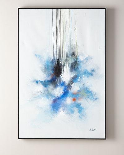 Hand Painted Frames Decor | Neiman Marcus