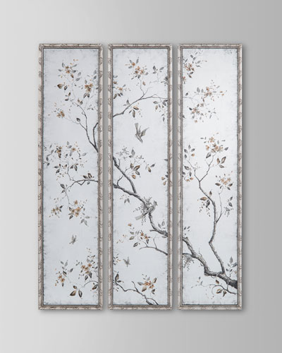 Pesaro Mirrors, Set of 3