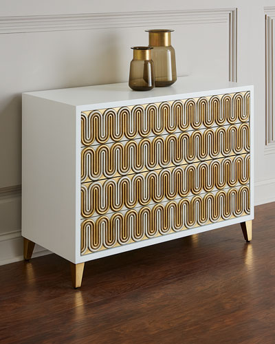 Park Avenue Four-Drawer Chest