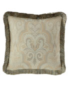 "Laurel Pillow, 20""Sq."