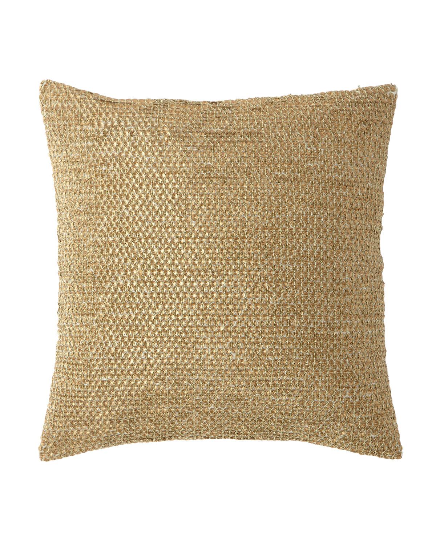 Vapor Sequin Decorative Pillow