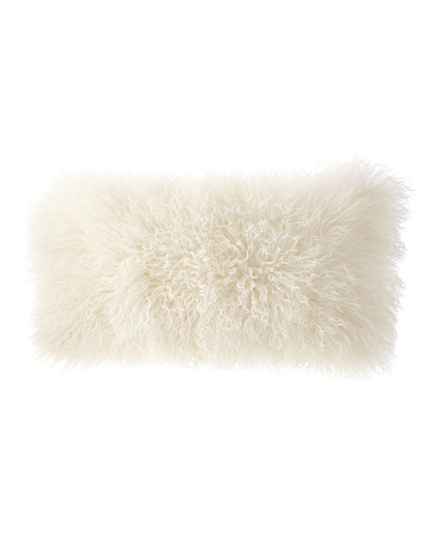 Flokati Decorative Pillow