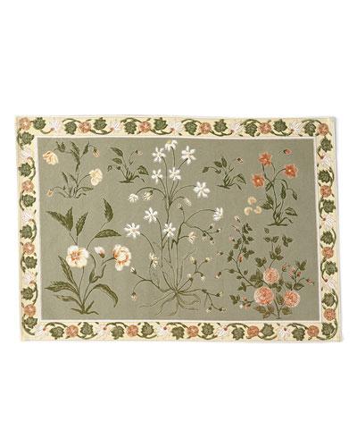Garden Sage Placemats, Set of 4