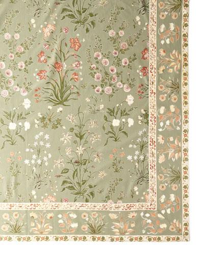 Garden Sage Tablecloth, 72