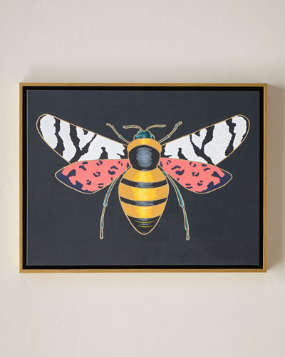 Luxe Bee I Wall Art, 24