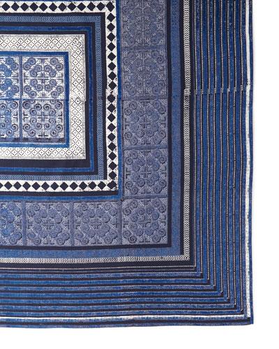 Santorini Tablecloth, 60