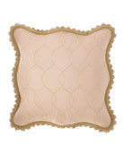 Sweet Dreams Chamonterie King Skirted Coverlet and Matching