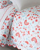 Marsalis Queen Duvet Set