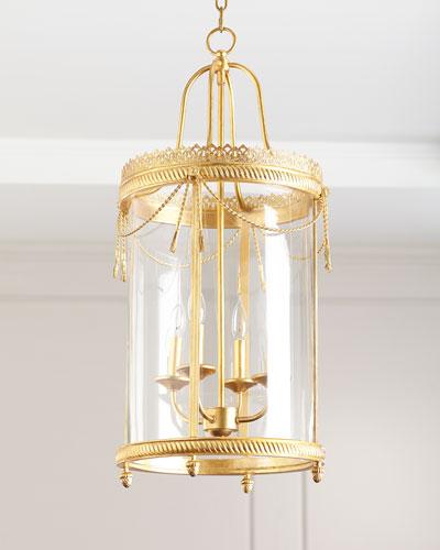 Round Hanging Lantern
