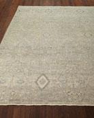 Zuriel Hand-Knotted Rug, 6' x 9'