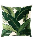 D.V. Kap Home Tropics Decorative Pillow and Matching