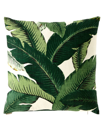 Tropics Decorative Pillow