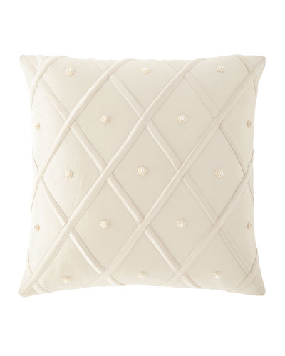 Luna Silk Pillow, 17