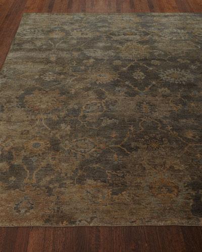 Avani Hand-Knotted Runner, 2.6' x 10'