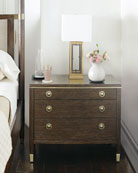 Clarendon Wood-Front Night Stand