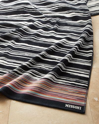 Vincent Beach Towel