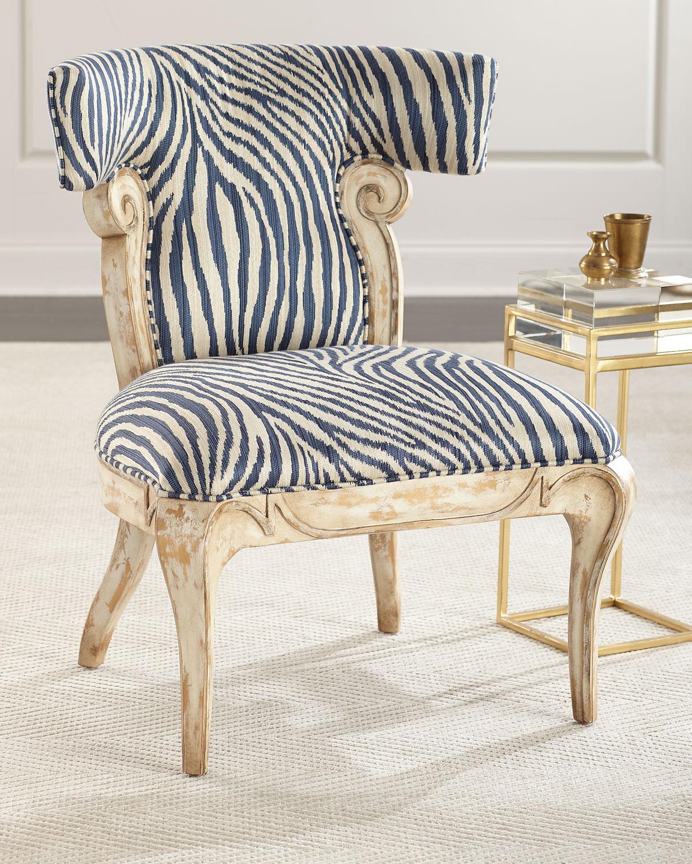 Jefferson Slipper Chair
