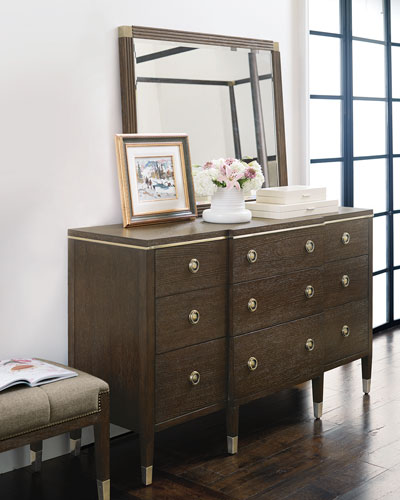 Clarendon 9-Drawer Dresser
