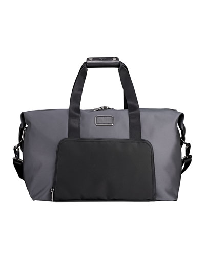 Double Expandable Travel Satchel