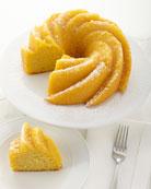 Lemon Drop Bundt Cake