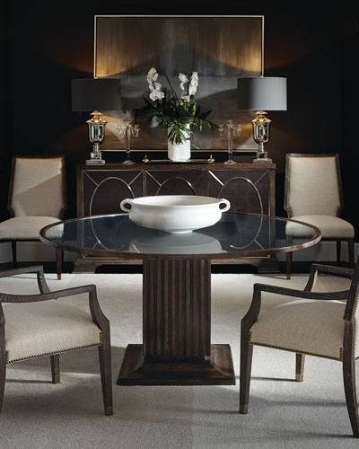 Clarendon Round Dining Table