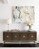 Clarendon Entertainment Console