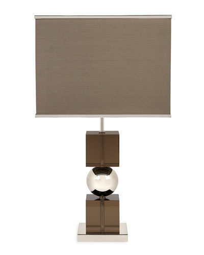 Jacques Stacked Table Lamp