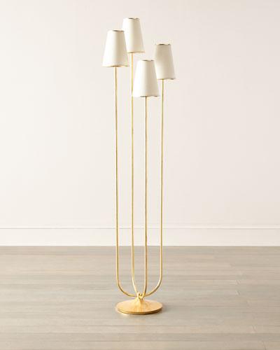 Montreuil Floor Lamp