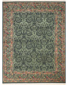 Emerald City One of a Kind Rug, 7.75' x 9.75'