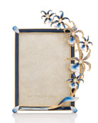 "Indigo Orchid 5"" x 7"" Picture Frame"