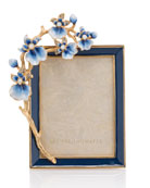 """Indigo Orchid 3"""" x 4"""" Picture Frame"""