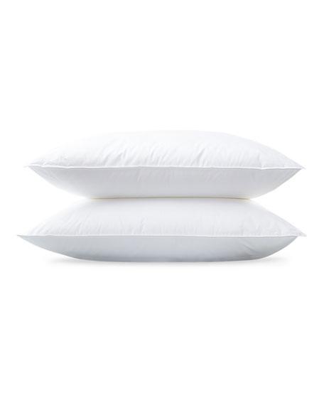 """Matouk Montreux 3-Chamber Medium Standard Pillow, 20"""" x 26"""""""